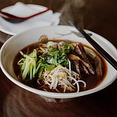 Gravy Beef Noodle Soup