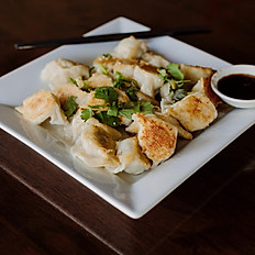 Crispy pan-fried Dumplings - 20 pieces