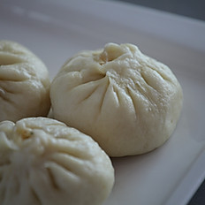 Steamed Pork Bun - 4 Pack