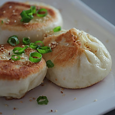 Pan-fried Pork Bun - 6 Pack