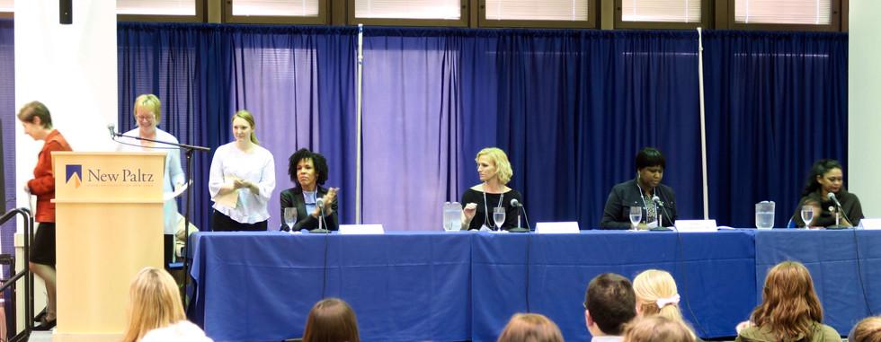 New Paltz Women's Leadership Summit, New York