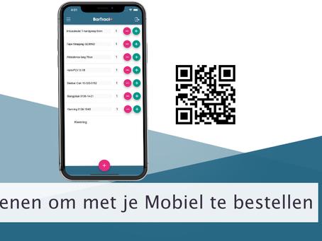 5 Redenen om met je Mobiel te bestellen!