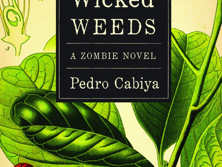 "Literary Hub recommeds Mandel Vilar Press book ""Wicked Weeds"""