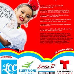 Colorado Latino Festival 2018