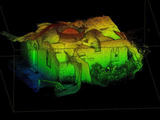 GeoSLAM המומחים בטכנולוגית מיפוי תלת מימדית