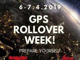 שבוע ה GPS ROLLOVER הקרוב