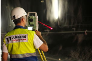 Amberg Tunnel - פתרונות תוכנה ייעודיים לעבודות מנהור