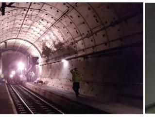 """ניטור דינמי של פרויקט רכבת Botlek בהולנד ע""""י חברת Senceive"""