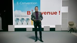 E-Convention pour TEMPORIS