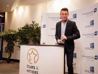 Remise des prix Stars & Métier 2021