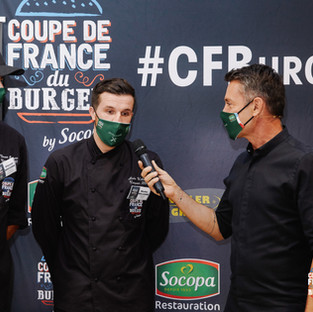Coupe de France du Burger Socopa