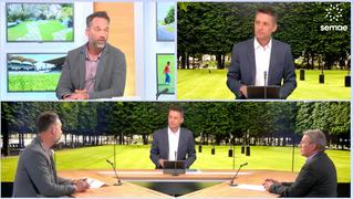 Plateau TV pour SEMAE