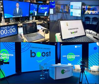Convention digitale et connectée pour APAVE