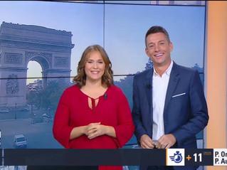Présentateur des matinales sur BFM Paris
