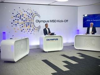 Kick-off pour OLYMPYUS