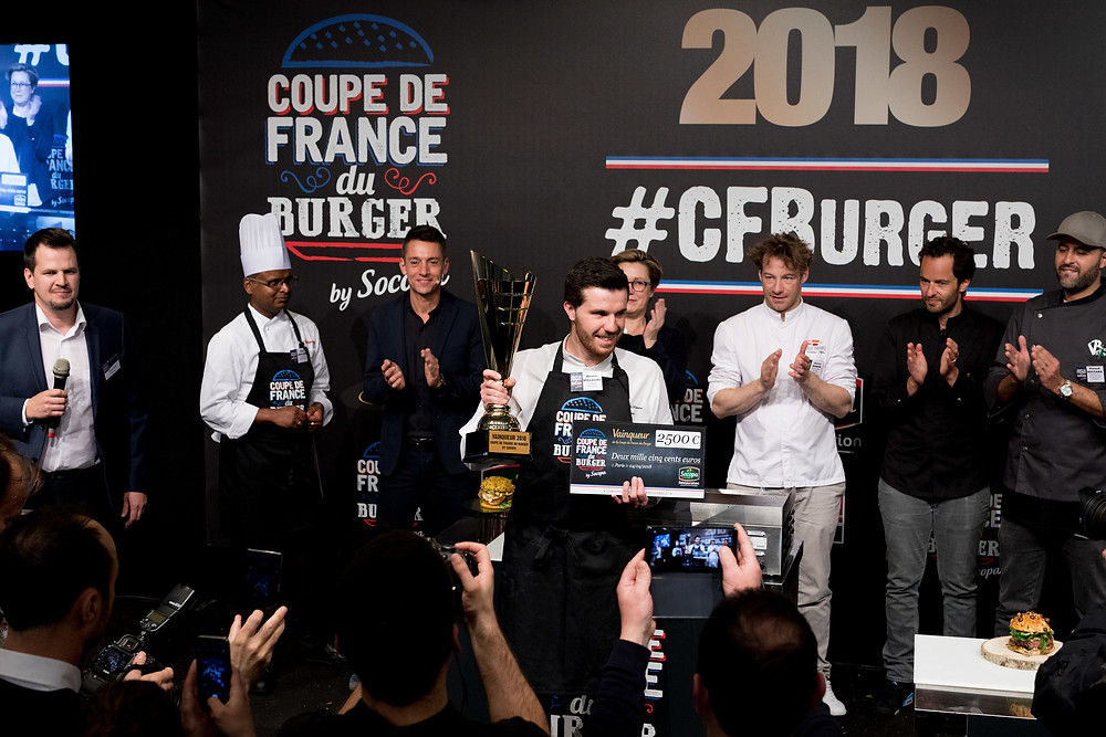 Finale de la Coupe de France du Burger