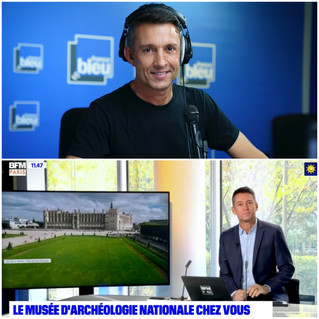 Week-end sur France Bleu et BFM Paris