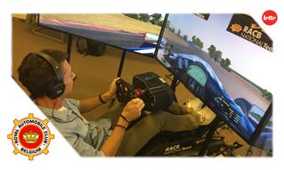 Test du simulateur RACB