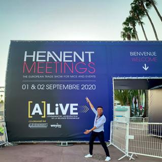 Au Heavent Meetings à Cannes