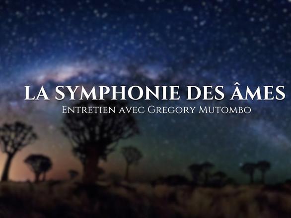 Gregory Mutombo : La Symphonie Des Âmes