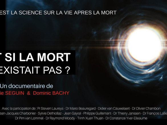 ET SI LA MORT N'EXISTAIT PAS - Le film (Partie 1)