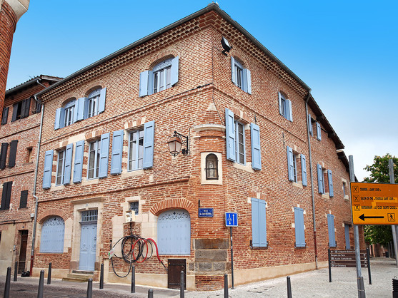Rénovation d'immeuble au Castelviel à Albi