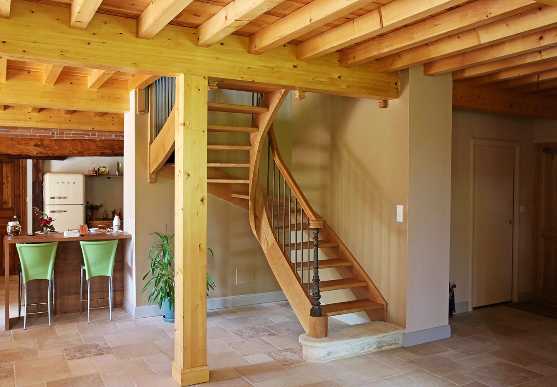 Rénovation de maison individuelle