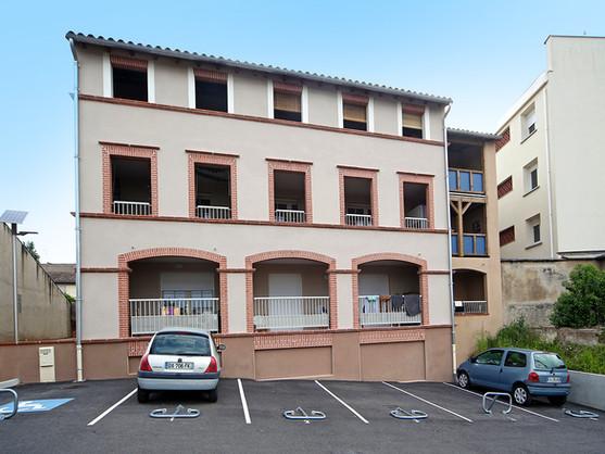 Immeuble de logements à Gaillac