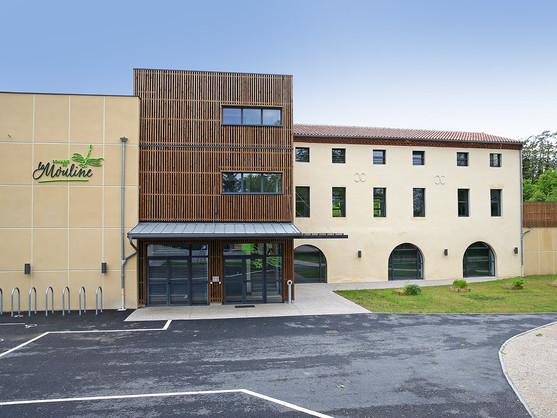 La Mouline : salle de réception à Albi