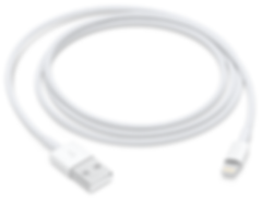 Lightning to USB cable 1m.png