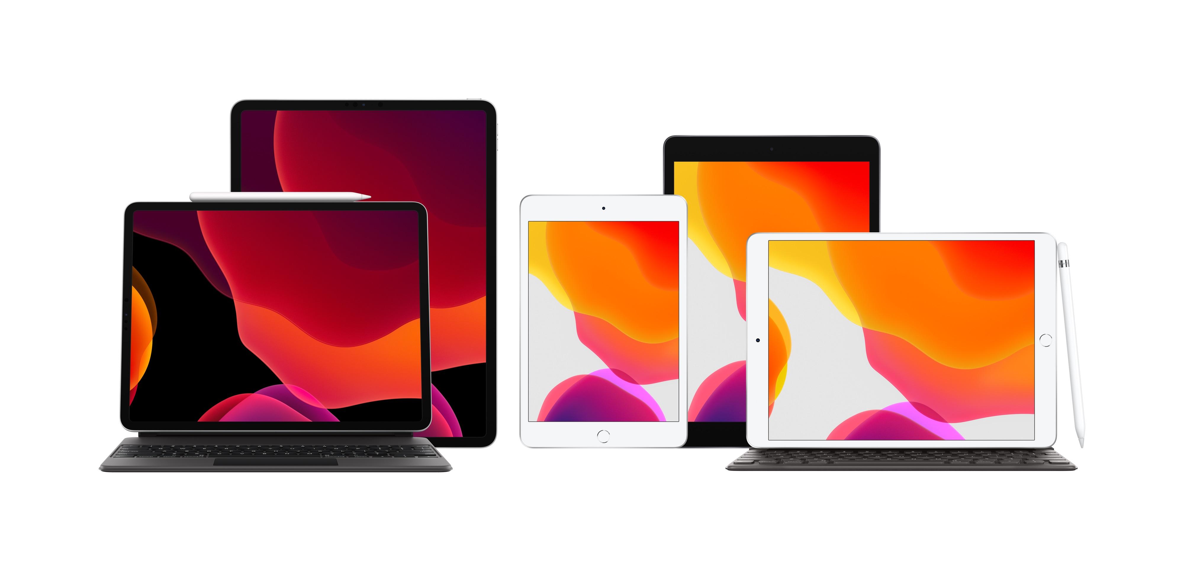 iPad family