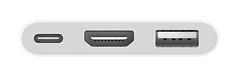 Adapter - USB C Digital AV Multiport sid