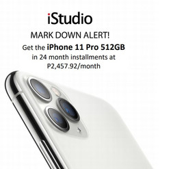 MARKED DOWN iPhone 11 Pro