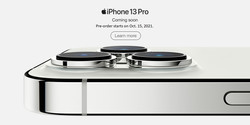 iPhone 13 Pro and Pro Max