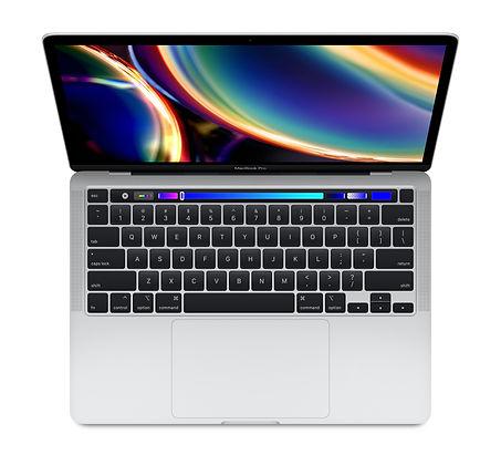 MacBook_Pro_13-in_Silver_Pure_Top_Open_U
