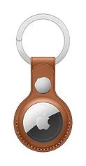 AirTag key ring brown.png