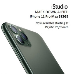 MARKED DOWN iPhone 11 Pro Max