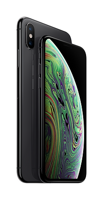 iPhone Xs and Xs Max Space Gray monolith