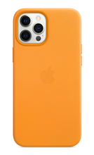 iPhone 12 Pro Leather Case with MagSafe - California Poppy