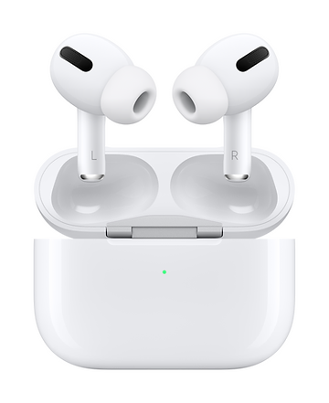 AirPods Pro Wireless Charging Case Open.