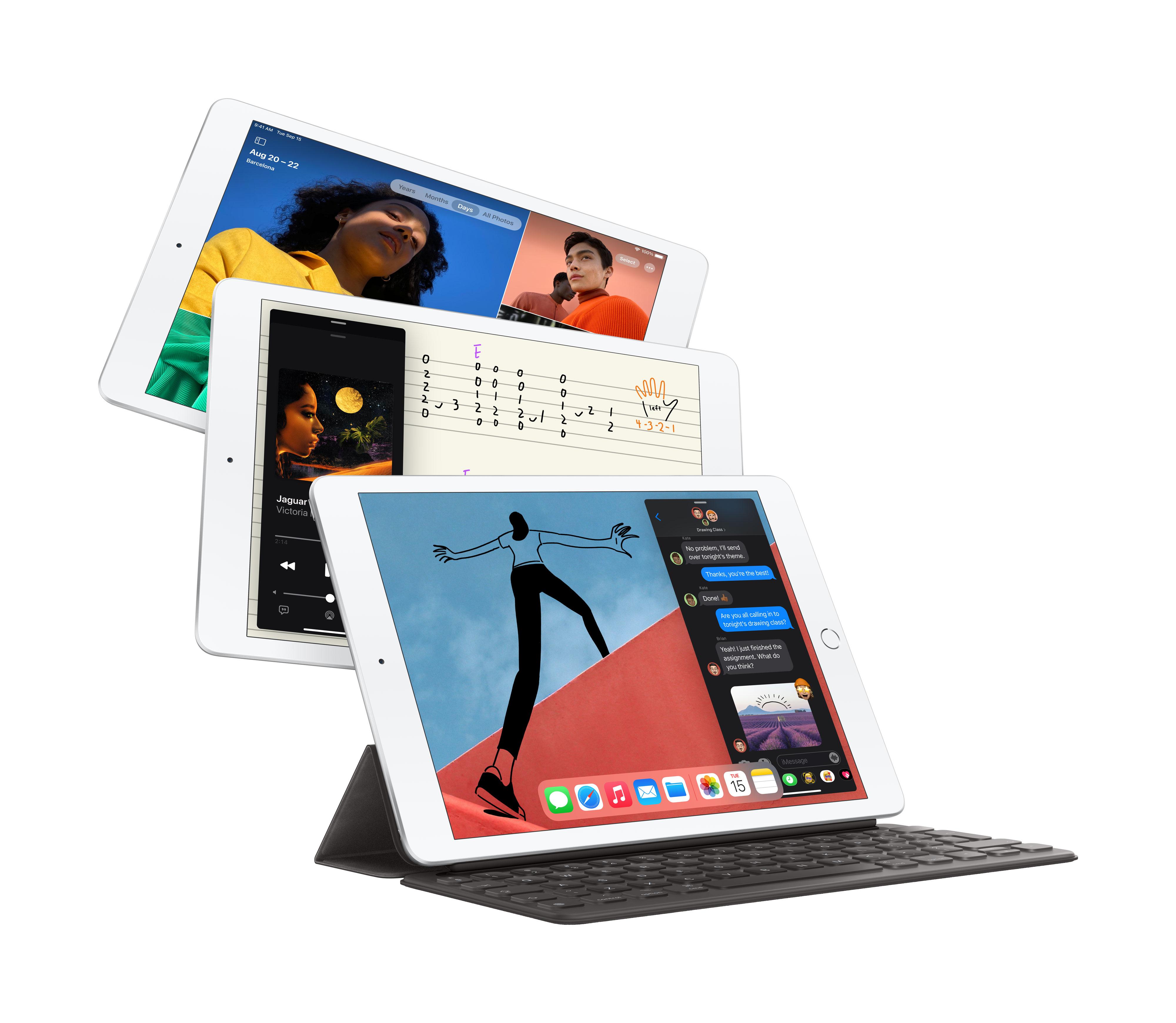 iPad (new!)