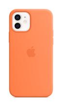 iPhone 12 mini Silicone Case with Magsafe - Kumquat