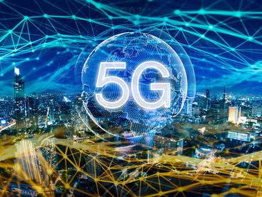 זרקור רשת התקשורת דור 5