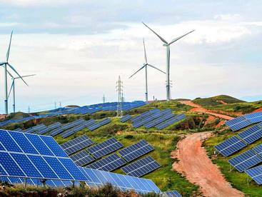 זרקור בנושא אנרגיה מתחדשת