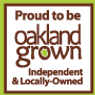 Proud to be Oakland Grown logo