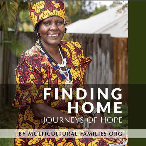 FINDING HOME Journeys of Hope