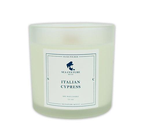 Italian Cypress 18 oz Candle
