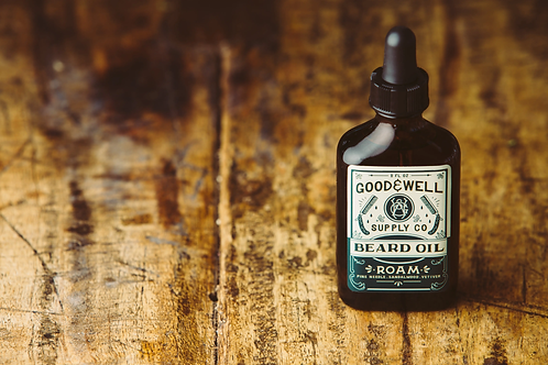 Beard Oil - Good & Well Co.