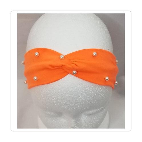 Begonia Studded Twist Headband