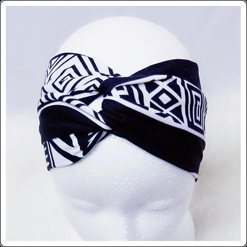 Ankara Print Looped Headband